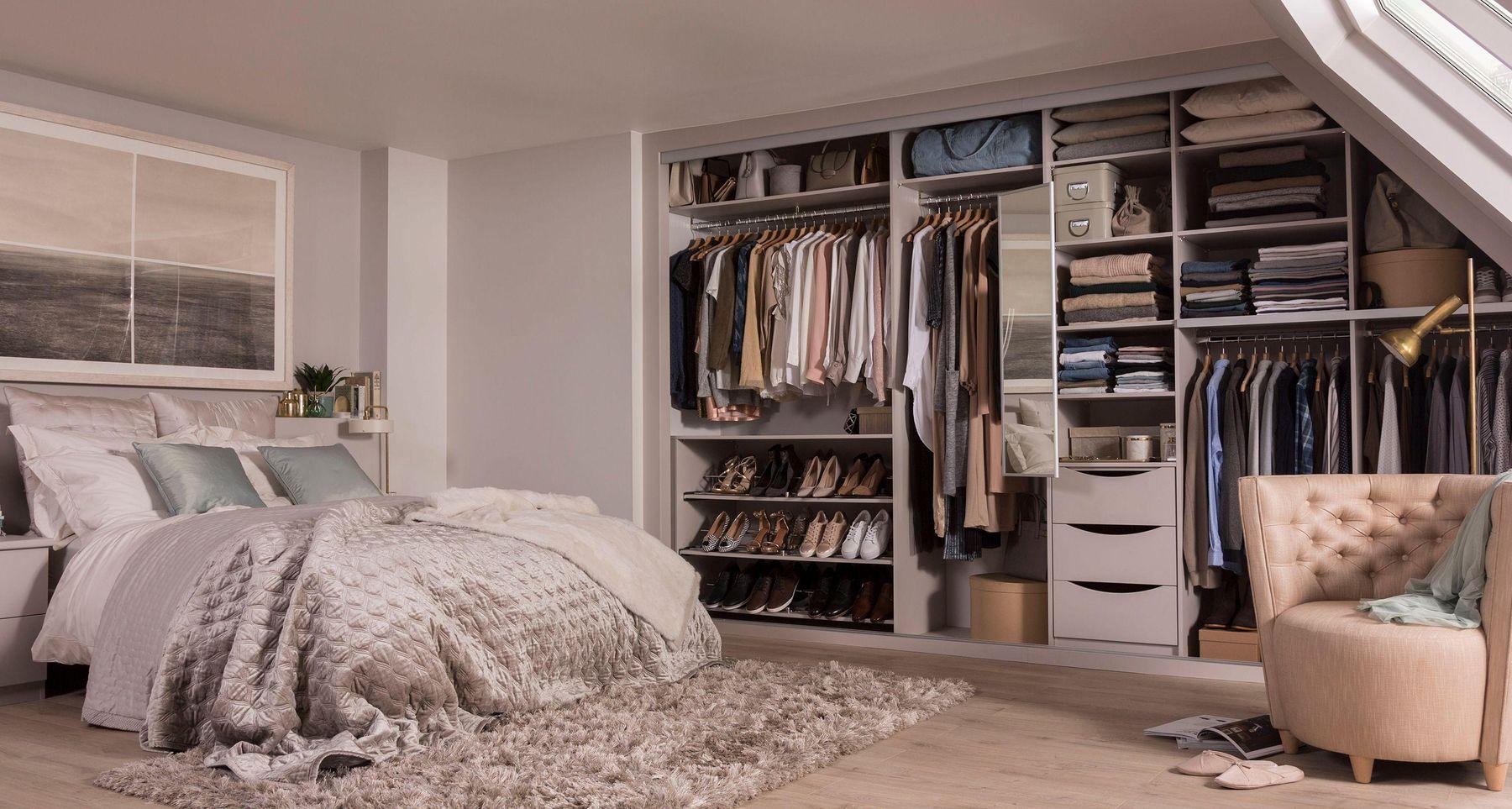 Bedroom Interiors Design Ideas, Fitted Bedroom Wardrobes